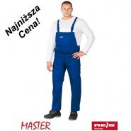 Spodnie ochronne ogrodniczki typu Master.