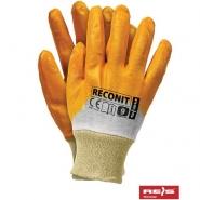 Rękawice nitrylowe RECONIT