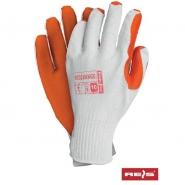 Rękawice reco green/orange