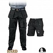 Spodnie Peaker 2w1