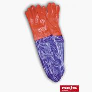 Rękawice PCV 60 cm